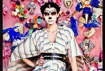 S/S2013 mexicana!! / Spring/Summer2013 Collection by Austrian Designer Lena Hoschek