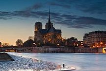 Notre Dame de Paris / Beside being one of the largest and most well-known church buildings in the world, the Notre Dame de Paris cathedral is widely considered to be one of the finest examples of French Gothic architecture. #Paris #PARISCityVISION #VisitParis