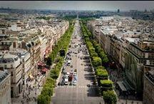 Champs Elysées / The Avenue des Champs-Élysées is arguably the most famous street and one of the most expensive strips of real estate in the world.  #Paris #PARISCityVISION #VisitParis