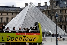 Bus Tours in Paris / CityVision's yellow busses are present everywhere in Paris. Many offers are available to suit your desires and budget. #Paris #PARISCityVISION #VisitParis https://www.pariscityvision.com/en/paris/city-tour