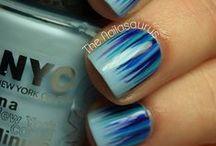 Nail Art fun / Fun Arty nails