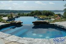Swimming Pools / Freeform pools we have built