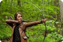 The Hunger Games / My favorite movie/book.interviews and press. / by Lynn Cope Davis