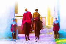All things MERLIN / by Rebecca Reader