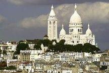 Montmartre / Take a walk in Montmarte #Paris #Visitparis #PARISCityVISION #Montmartre