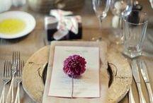 A tavola / Idee, ispirazioni e consigli attraverso un viaggio nel mondo della tavola.