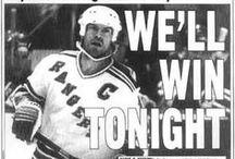 NY Rangers - Old Time Hockey / NY Rangers history.