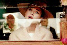 Actress: Audrey Hepburn / by Ronald Laloli