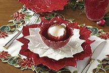 Christmas Tablescapes / by Ginny OMalley