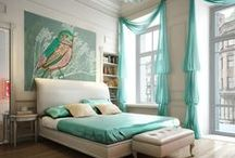 Bedroom / Interior Design & Architecture
