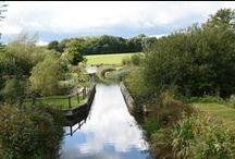 Canal Locks, Bridges & Aqueducts / Photos of Locks, bridges & aqueducts on the Wey & Arun Canal