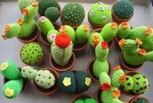 uncinetto piante fiori animali