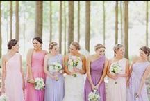 { Bridesmaids }