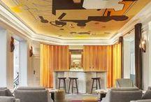 Bar&Coffee&Restaurant / Ladenbau & Interior Design & Architecture