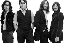 Popgroup: The Beatles (in black and white) / by Ronald Laloli