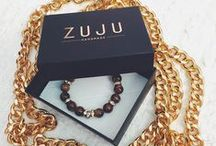 ZUJU GIFT BOXES / Our brand new gift boxes for bracelets.