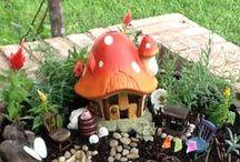 Fairy Garden - House