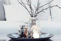 Tavola natalizia / Spunti per abbellire la tavola e la casa in vista del Natale.