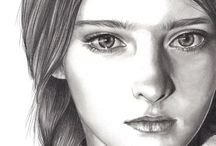 Art - Drawings / Drawings bring life to people who draws their eyes on it.