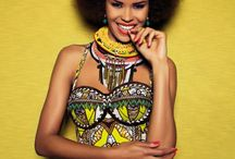 SPRING / SUMMER 2015 - HOT MAMA AFRICA