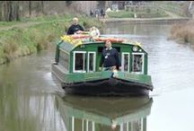 Easter Bunny Cruises / Easter Bunny cruises on the Wey and Arun Canal in Loxwood, West Sussex.