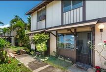 LISTING - Mililani Townhouse at Nob Hill / Listed at $345,000, this newly remodeled #Mililani townhouse at Nob Hill is in great location and features an upgraded kitchen and bathrooms, laminate flooring, new carpet, a freshly painted dining room and more.  More info/video tour at http://www.MililaniTownhouse.com.  Call us at 808-625-5057 for more info or to arrange a showing. Update: This Property has been SOLD