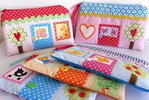 Pencil Case and Pouches