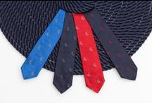 """Special Edition: Nautical Ties / Crafted Ties limited edition for """"Genoa International Boat Show 2015"""""""