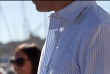 A Boat Ride / Finollo bespoke shirts - the original Italian tailoring