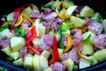 Συνταγές με κρέας.