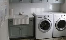 Laundry Room / Every room need style, here we share design and decorating inspirations.