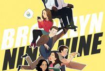 The NINE-NINE / All things Brooklyn Nine-Nine. (But mostly funny scenes)