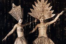 Burlesque...