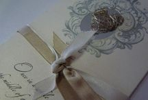 Little Works Wedding Creations / All our beautifully crafted Wedding Stationery