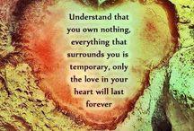 Live / Living, loving, respect, taking risks