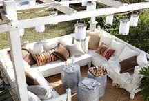 Backyard DIY / Backyard structures
