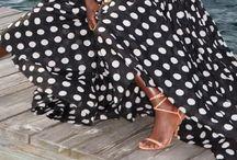 Summer Dresses / Summer fashion ~ dresses