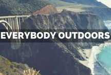 Everybody Outdoors! / Do some traveling outside all over the world. Inspiration and planning for global hiking trails, best national parks, beautiful landscapes and gorgeous island destinations.