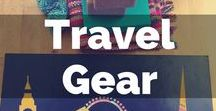 Travel Gear / Some of our favorite travel products, travel gear and packing tips to enhance your trips worldwide.
