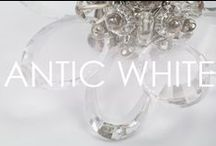 ANTIC WHITE / by WINK by Nathalie Colin