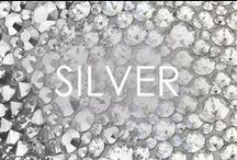 SILVER / by WINK by Nathalie Colin