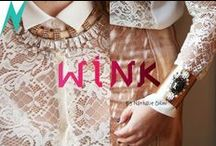 "BEST OF WINK / www.winkbynathaliecolin.com is an instant round the world ticket to meet me in Paris, where I live and work as Creative Director of Swarovski, in the sparkling world of fashion jewelry. Each post will be like a WINK revealing seductive personalities, fun creativity, passion ""at first sight"", the playfulness of fashion, a quest for modernity, a spice of audacity and ""joie de vivre""! / by WINK by Nathalie Colin"