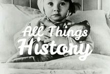 History: Historic / an #assortment of #Historic #information  #history / by Iris S.S.