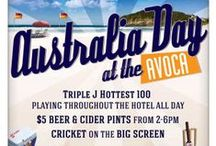 Australia Day 2014 Events / Find out which venues are celebrating Australia Day this year with all the hottest events on in Adelaide! For all events, visit: Find out which Adelaide venues are celebrating the 2013 Melbourne Cup all day! For all events, visit: http://www.barcentral.com.au/special-events
