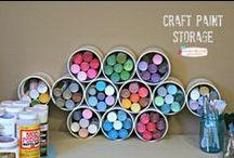 Craft ideas / by Sue Anderson
