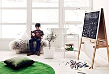 Playrooms / The coolest kids play room ideas.