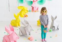 DIY / Fun and totally stylish DIY activities you can do with the kids.