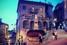 San Marino here I come...