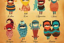 All Zodiac signs / All Zodiac signs