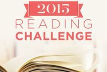 2015 Reading Challenge / Books / by Rose